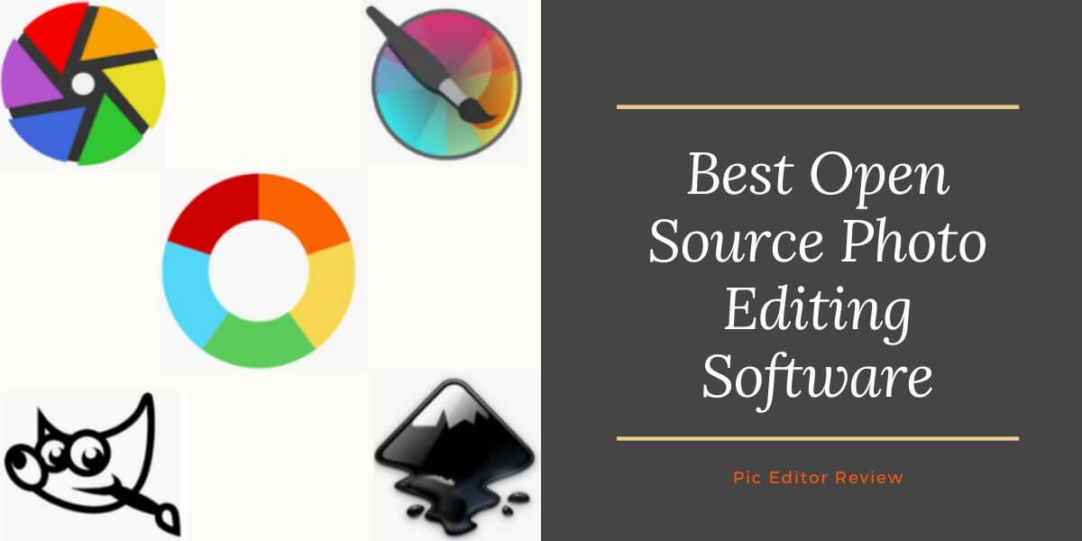 Best Open Source Photo Editing Software