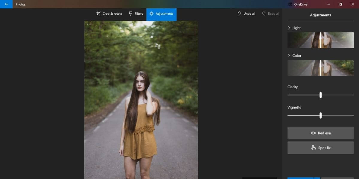 Microsoft Photos-piceditorreview