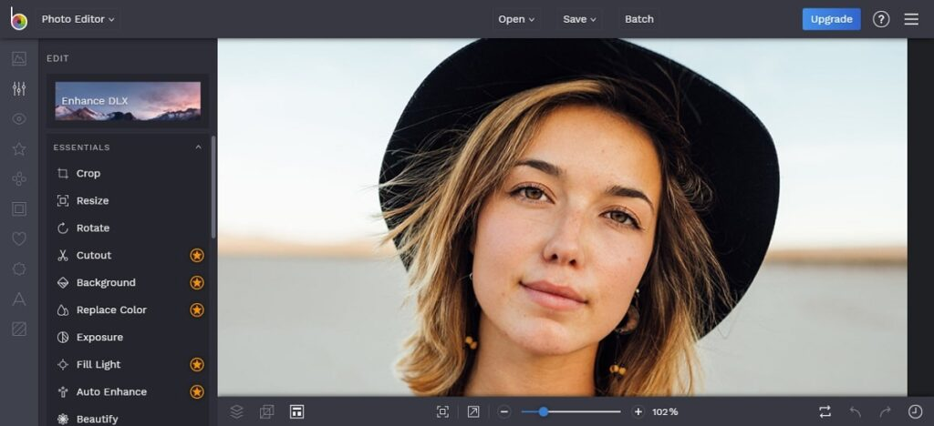 Befunky- best free online photo editor