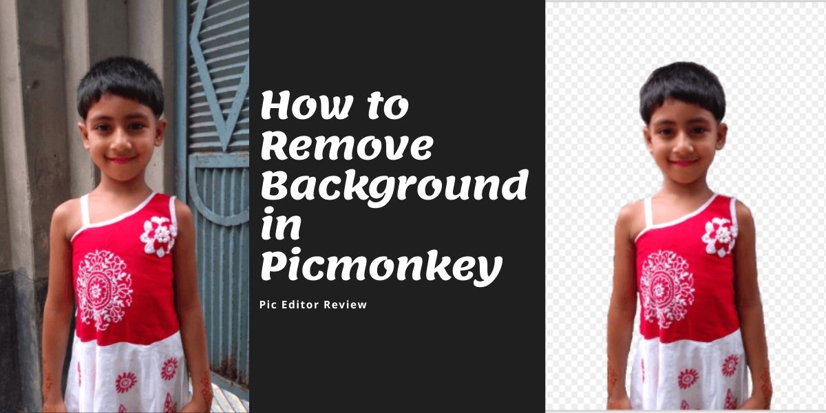 How to Remove Background in PicMonkey