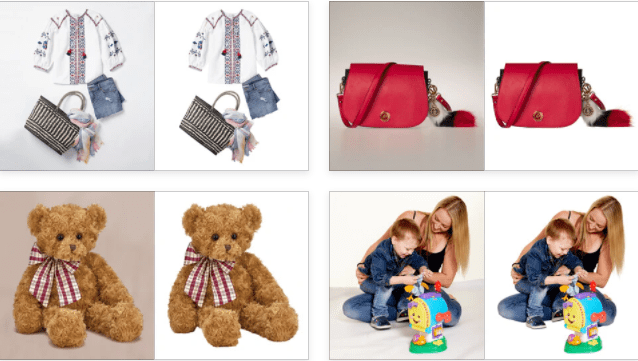 product photo background removal sample of clipping path india