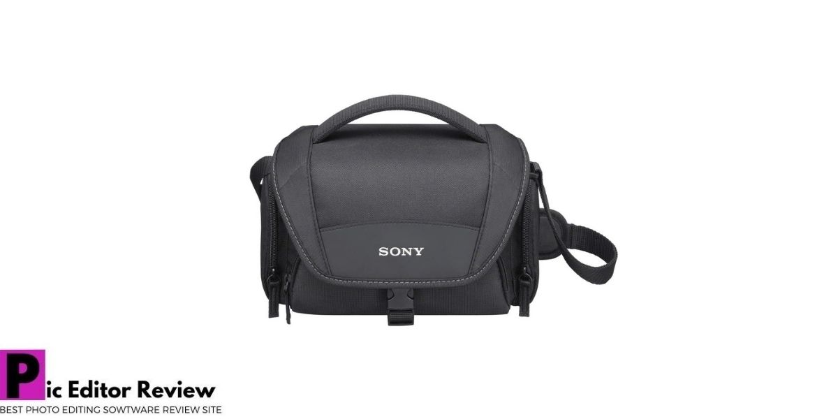 Sony LCSU21 Soft Carrying Case-best camera bag for sony a6000