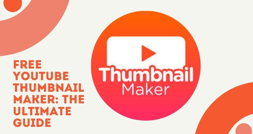 Free YouTube Thumbnail Maker