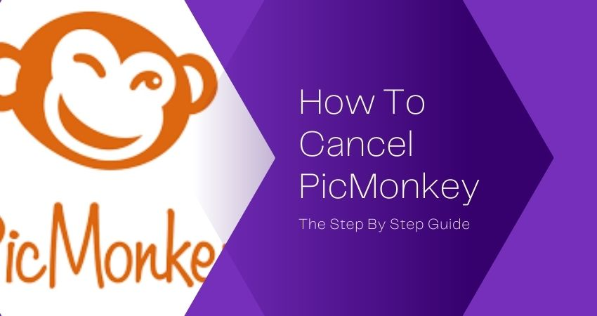How To Cancel Picmonkey