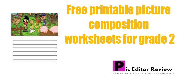 Free printable picture composition worksheets for grade 2