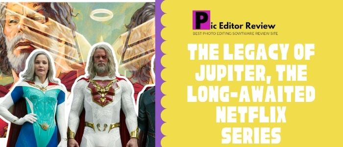The Legacy of Jupiter, the long-awaited Netflix series