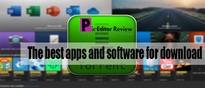 The best apps and software for download